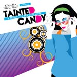 Cover of COMA Music Magazine's Tainted Candy