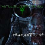 Cover of Fragments EP by Virtual Terrorist