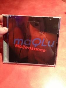 maQLu - Malfeasance CD