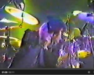 Taime Downe, Faster Pussycat live [YouTube screenshot]