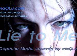 maQLu 'Lie to Me' YouTube screenshot