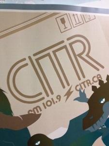 CiTR 101.9fm in Vancouver