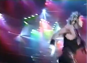 Vince Neil, Motley Crue live [YouTube screenshot]
