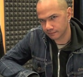 Danko Jones interview [YouTube screenshot]
