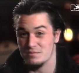 Faith No More interview [YouTube screenshot]