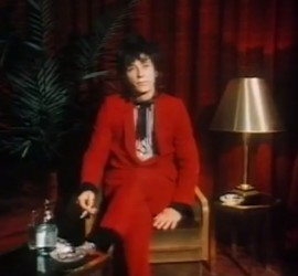 Johnny Thunders interview [YouTube screenshot]