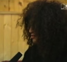 Slash interview [YouTube screenshot]
