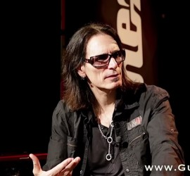 Steve Vai interview [YouTube screenshot]