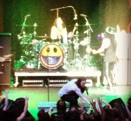 Slash, Myles Kennedy live at the Hard Rock Casino in Coquitlam, BC, August 15 2014