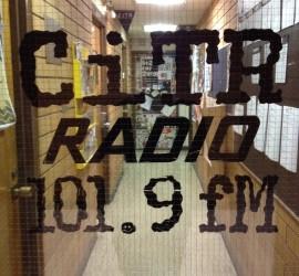 CiTR 101.9fm Vancouver