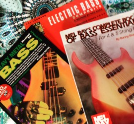 bass books